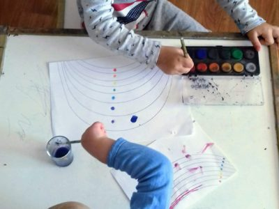 Idei de activități cu copiii (1-2 ani)