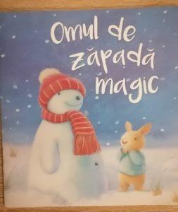 carte de craciun pentru copii
