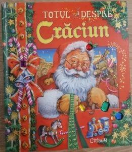 carte de craciun pentru copii editura crisan