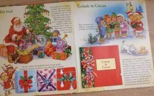 carte de craciun pentru copii traditii