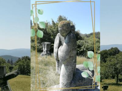 Excursie la Tabăra de Sculptură Măgura (Buzău)